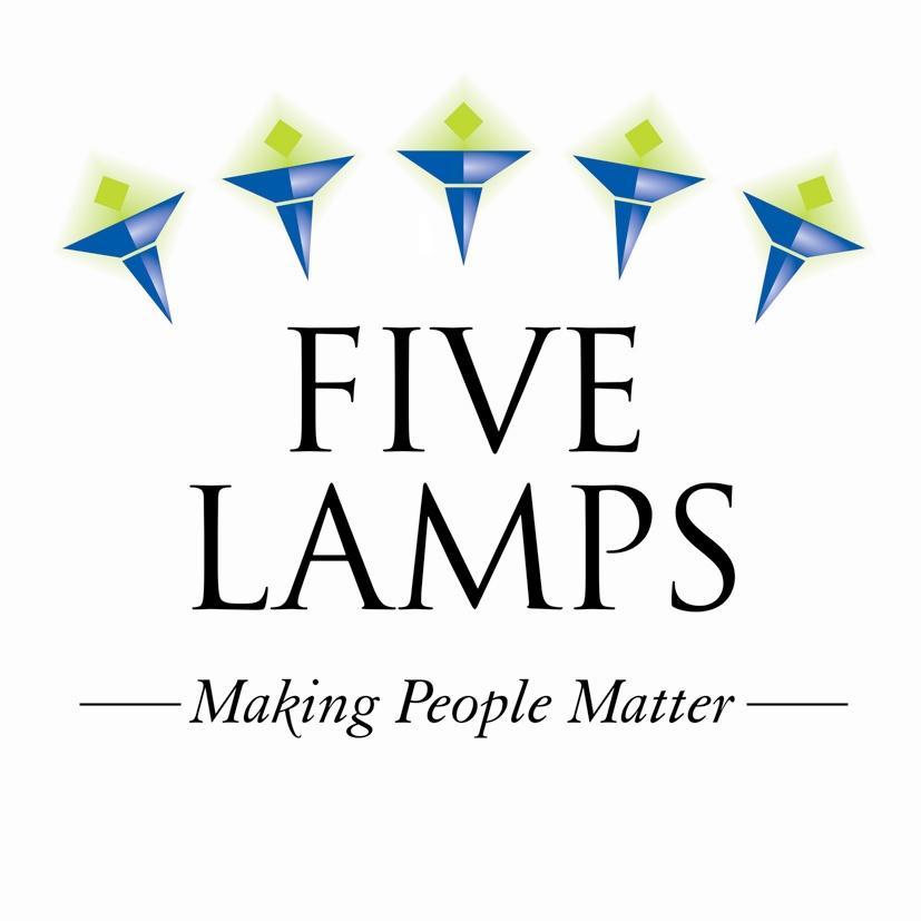 Five Lamps Logo