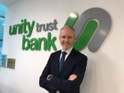 Scott Hutchinson, Relationship Manager, Unity Trust Bank