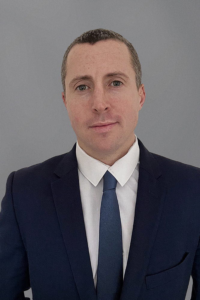 Paul Kelly, Relationship Manager - Healthcare Sector Unity Trust Bank